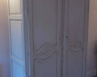 French Amoire Wardrobe
