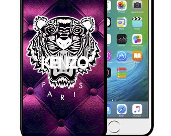 Shell iPhone and Samsung Kenzo luxury Purple case new in Blister