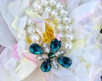 Perlen Armreife Hochzeit Abschluss #Pearl bracelet wedding prom event