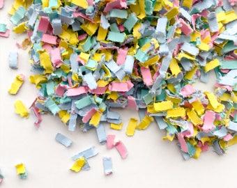 Baby shower confetti ~ table confetti