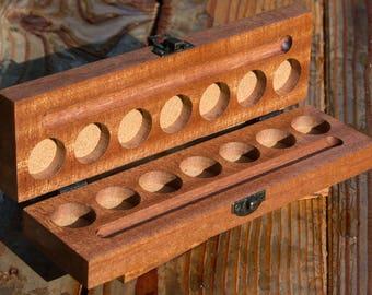 Handmade Hardwood Dice Box