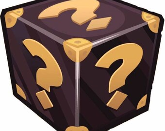 LARGE Slime Mystery Box
