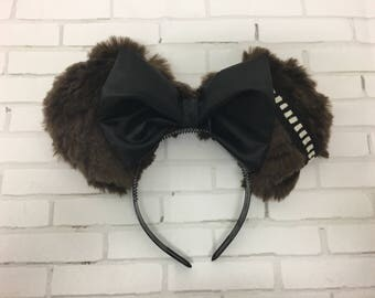 Star Wars Chewbacca Inspired Mouse Ears