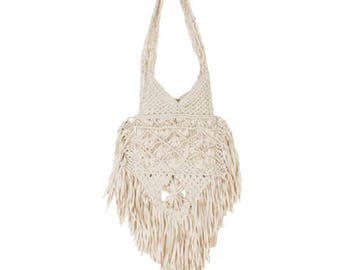 Boho Over the Shoulder Handbag