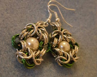 Beaded Romanov Earrings