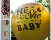 Gender Reveal Balloon, Ge...