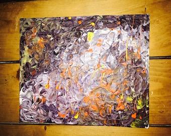Abstract art . Hime decor . Original