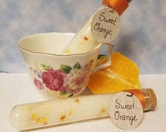 Sweet Orange Bath Sea Salts