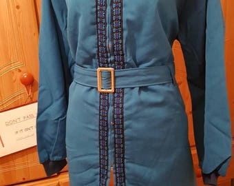 True Vintage Ladies winter/new//blue/coat//jacket//anorak