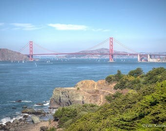 Golden Gate on a Glorious Day!