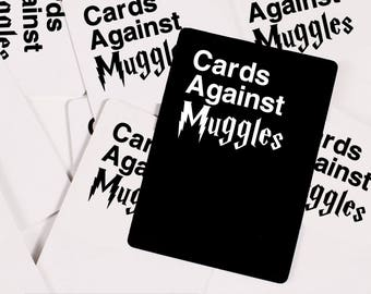 Cards Against Muggles - Cards Against Humanity Harry Potter (Digital Download)