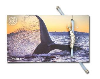 Whale Bracelet
