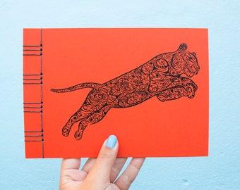 Big Cat Notebook