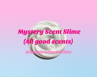 Mystery Scent Slime!