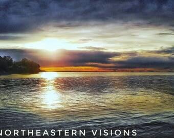 Lake Ontario Sunset Print