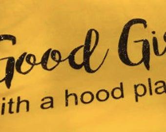 Good Girl Hood Playlist -MUSCLE TANK