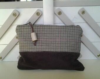 Small multi-use tweed Kit