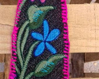 Mexican Bracelet Handmade Embroidered