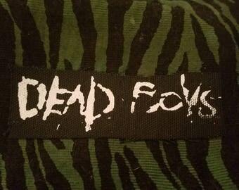 Dead Boys patch