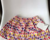 girls clothing handmade kids clothing bespoke kids fashion balloon skirt