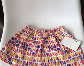 girls clothing, handmade, kids clothing, bespoke, kids fashion, balloon skirt