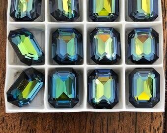 Swarovski 4610 Crystal Sahara 20 x 15mm