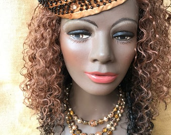 Elusive Elegance Vintage Mannequin Head *listing is head only*