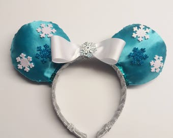 ICE QUEEN EARS