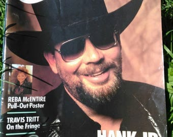 Country Music Magazine May/June 1992 Issue