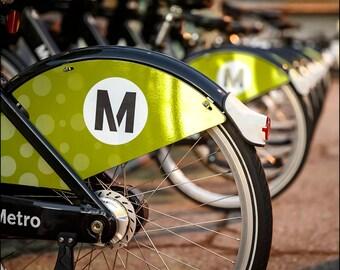 Metro Bike in Los Angeles