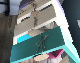 Modern House Shelf