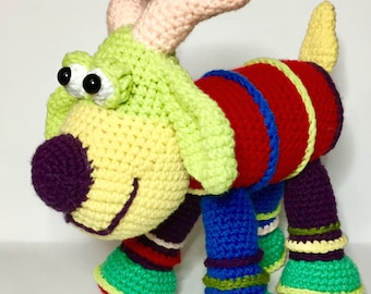 Gabby the Goat Crochet Pattern