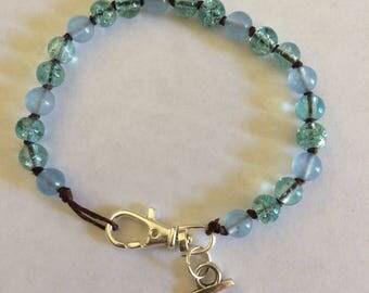 Crystal Waters bracelet