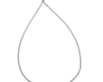52 cm stainless steel chain