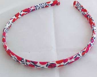 Cherry Red liberty headband