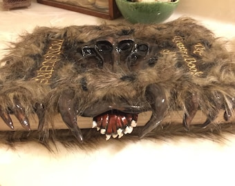 Harry Potter Monster Book of Monsters Fan Collectable