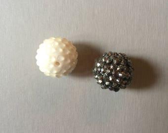 Pearl resin