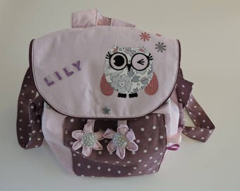 Small backpack for small children & babies customizable