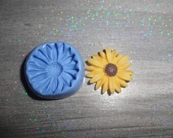 New! Sunflower Daisy 2.7 CMS for your creation fimo mold!