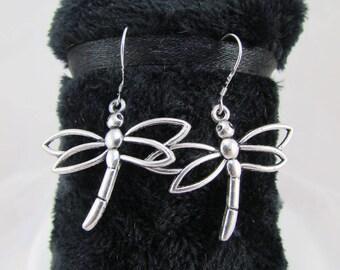 """Earrings """"my little ' tites dragonflies"""""""
