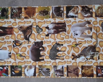 Wild animals stickers stickers