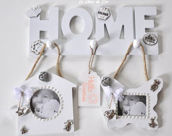 Door frames Home sweet Home