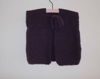 Shepherd baby knit Cardigan