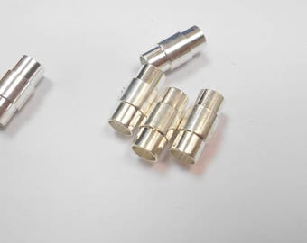 5 magnetic clasps with more interior clasp 6 mm