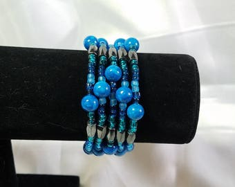 Blue (Large Bead)