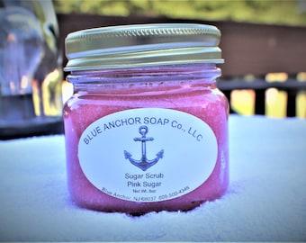 Pink Sugar Sugar Scrub