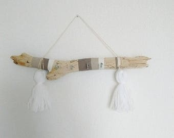 Key ring / jewelry holder Driftwood