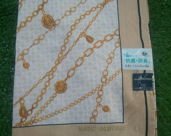 Mario Valentino handkerchief