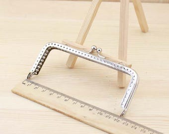 1 clasp 12cm square for coin silver - FY12