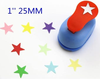 Hole punch star ★